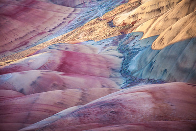 Painted Hills (edited)