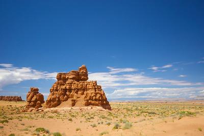 Utah Rock Formation