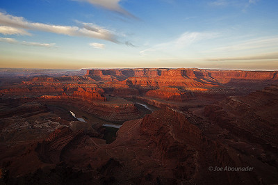 Deadhorse Point State Park - April 2011 - Utah