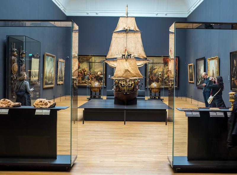 Amsterdam: Rijks museum