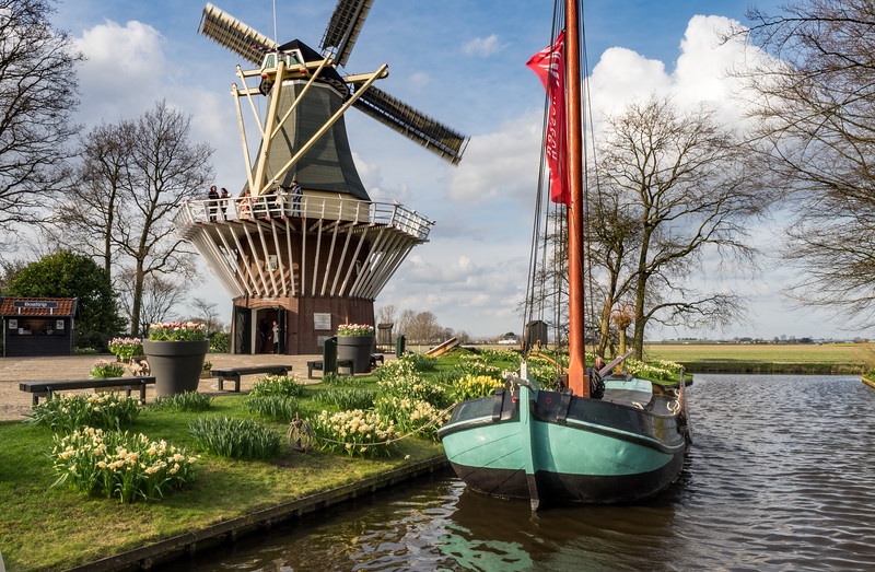 Keukenof Gardens, Amsterdam.