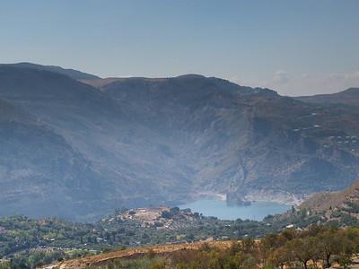 Pantano de Güejar Sierra, Granada Province