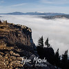 185  G Above Fog Angels Rest