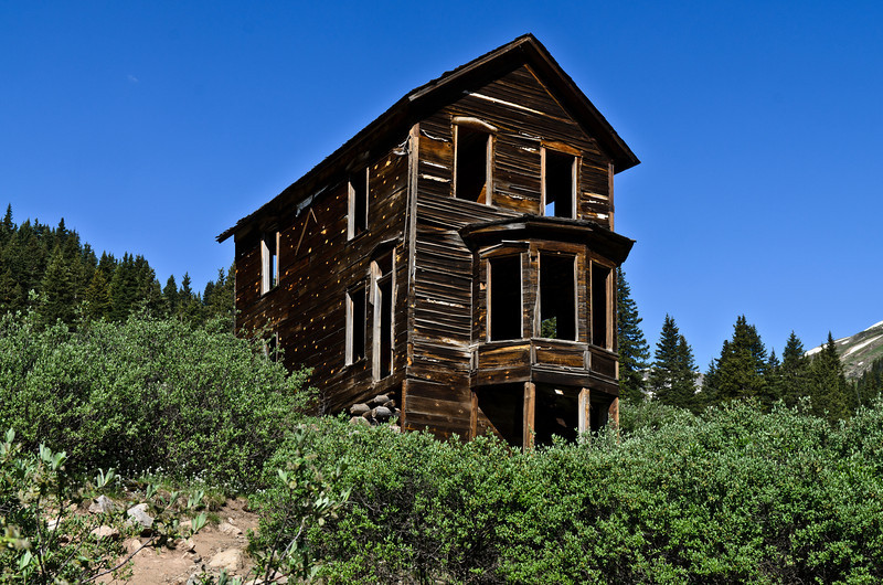 Looks like a fixer-upper to me! :D