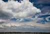 Dramatic sky on the Chesapeake Bay, Annapolis, Maryland.