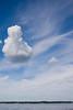 Dramatic sky, Annapolis, Maryland, Chesapeake Bay.