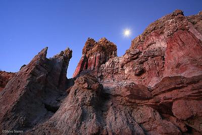 Red Rock Dawn