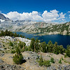 Garnet Lake, Ansel Adams Wilderness