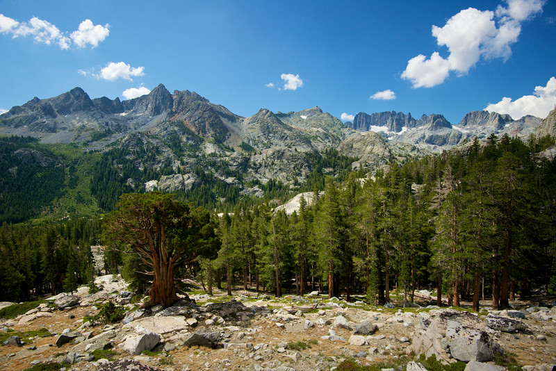 Minarets, Ansel Adams Wilderness