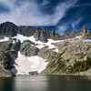 Iceberg Lake & The Minarets, Ansel Adams Wilderness
