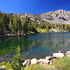 Purple Lake, John Muir Wilderness.