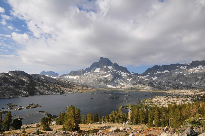 Thousand Island Lake, Ansel Adams Wilderness.