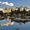 Ritter Range, Ansel Adams Wilderness.