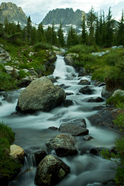 Cascade, Ansel Adams Wilderness