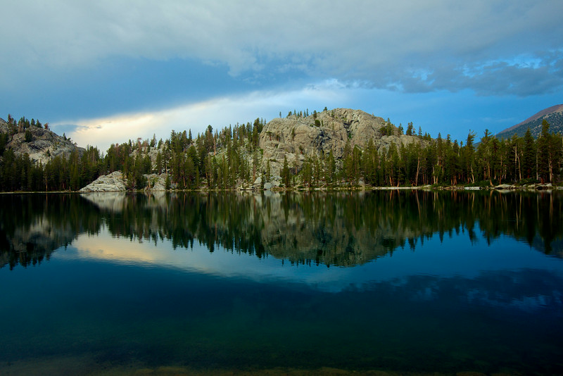 Rosalie Lake, Ansel Adams Wilderness