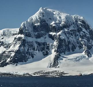 Mountain&Ship