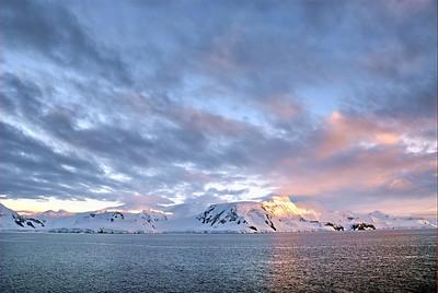 Antarctica-PinkSky