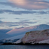 Antarctic evening