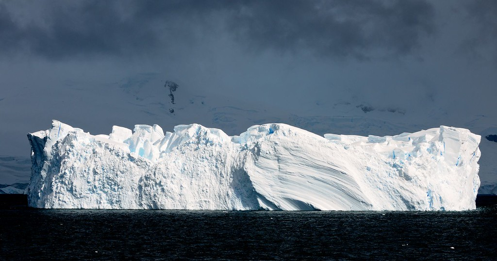 The White Iceberg