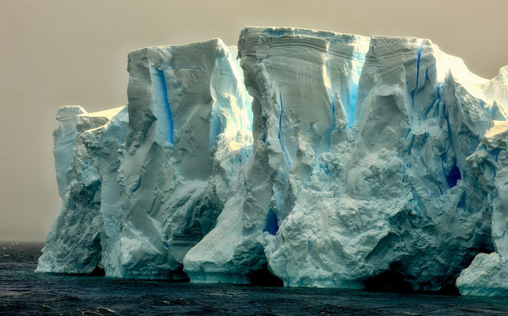 The Crown Iceberg