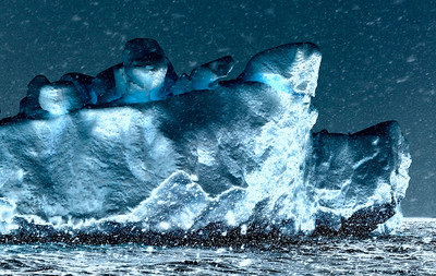 Electric Iceberg