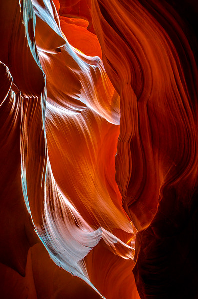 Antelope Canyon, AZ<br /> ©2011 LGPhotoArt.com   Luigi Ginosa