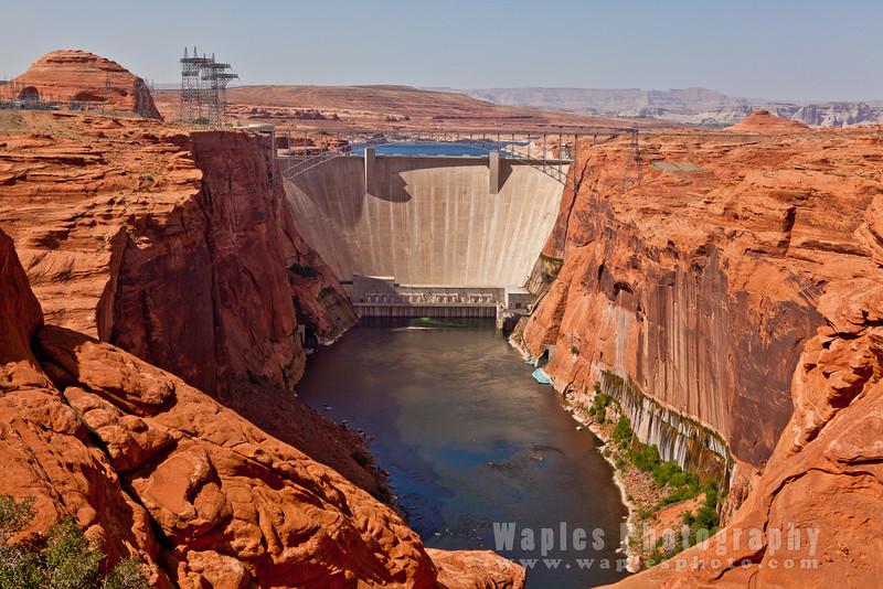 Glen Canyon Dam and Lake Powell Beyond