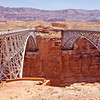 Navajo Bridge, 1929 & 1994, Lees Ferry, Arizona