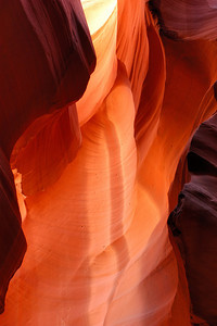 Antelope Canyon Page, AZ October 2006