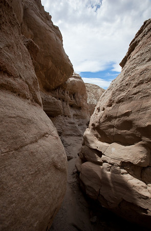 slot canyon, Anza-Borrego State Park