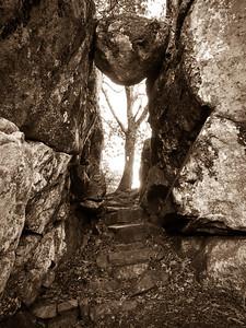 Guillotine II, Appalachian Trail in Virginia
