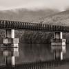 Appalachian Trail Foot Bridge Over the James River