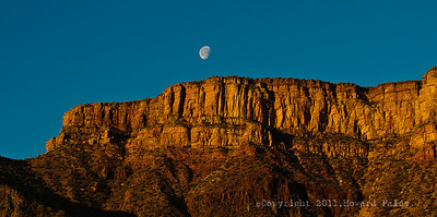"""Primordial"", Aravaipa Canyon Wilderness, Arizona"