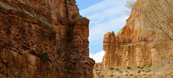 """One Degree of Separation"", Aravaipa Canyon Wilderness, Arizona"