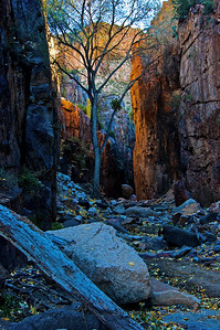 """Hells Half Acre"", Aravaipa Canyon Wilderness, Arizona"