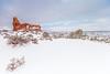 22. The Winter Vista At Turret Arch
