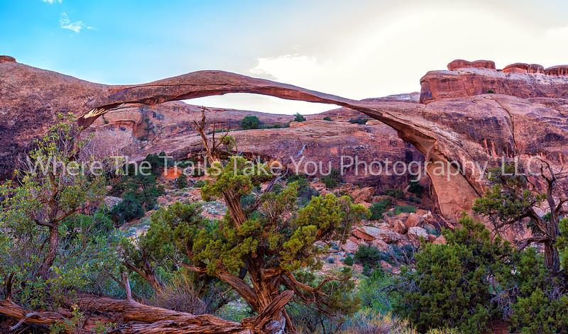 70.  Landscape Arch