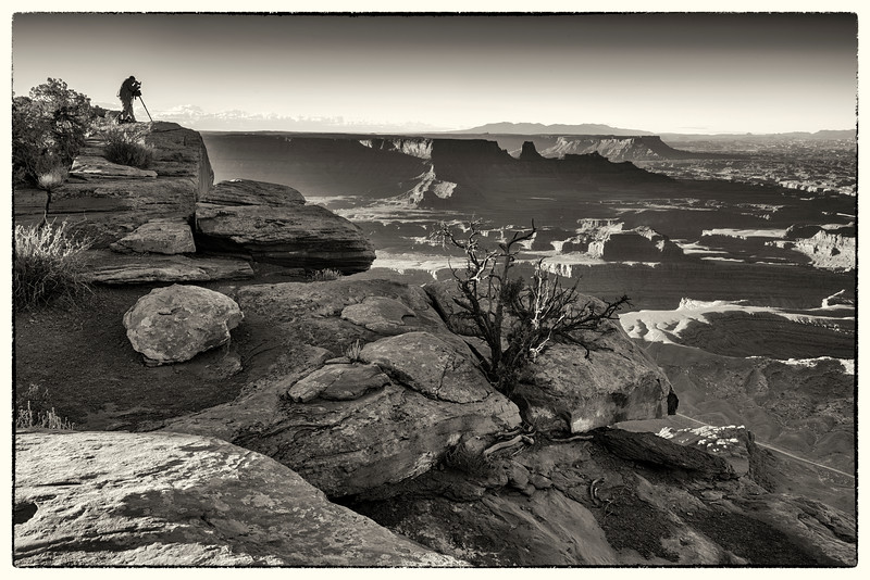 'Into the Void' - Dead Horse Point