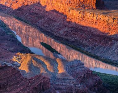 Reflections, Colorado River