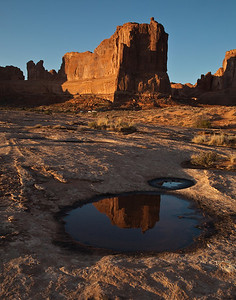 Reflections, Arches NP