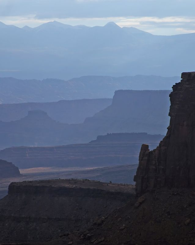 Islands In the Sky View, Canyonlands National Park, Utah