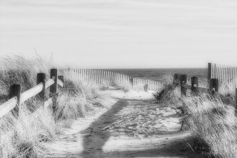 Sand Walkway