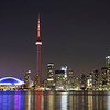 Jack Layton honoured as CN Tower glows orange