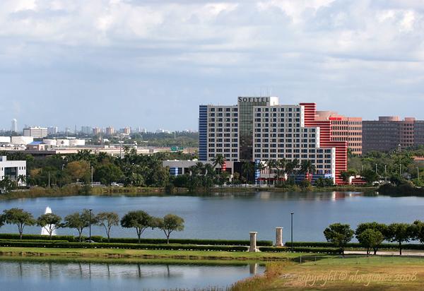 Hotel Sofitel, Miami, Florida