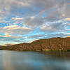 Rainbow over Apache Lake