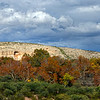 Montezuma Castle Fall Pano