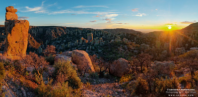 Chiricahua Sunset
