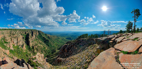 Mogollon Rim Sunshine