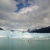 Perito Moreno, probably one of the most exciting places in Patagonia...