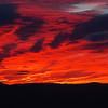 Sunrise from Laguna de Los Tres